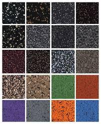 8mm rubber rolls designer series rubber flooring