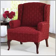 Red Living Room Chairs Living Room Design And Living Room Ideas - Living room chair cover