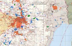 Israel Map 1948 Reisenett Maps Of The Middle East