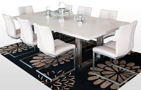 room and board custom table enthralling quartz top dining table lakecountrykeys com at find