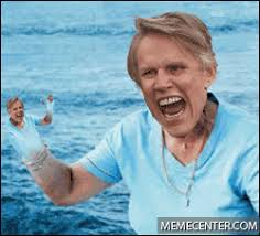 Gary Busey Meme - heard you like gary busey by wafflekone meme center