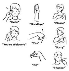 american sign language nidcd