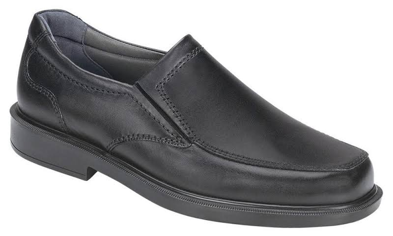 SAS Diplomat Slip-On Moc Toe Shoe, Adult,