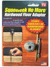 Squeaky Floor Repair Squeak Ender Ii For Floor Joists You Don U0027t Have To Drill Into
