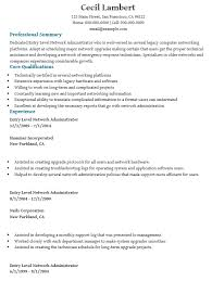 Network Administrator Resume Sample Pdf by 16 Free Sample Network Administrator Resumes U2013 Sample Resumes 2016