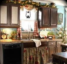 Different Styles Of Kitchen Curtains Decorating Interesting Different Styles Of Kitchen Curtains Designs With