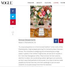 ultimate wedding planner vogue s ultimate wedding planner master list donovan groves events