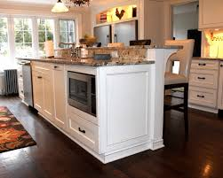 Microwave In Island In Kitchen Kitchen Organization 10 Smart Ways To Install Your Microwave