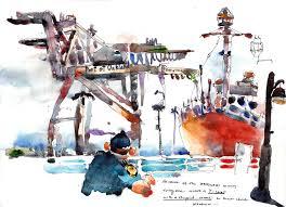 oakland inspire star wars u2013 visual flaneur u2013 drawing