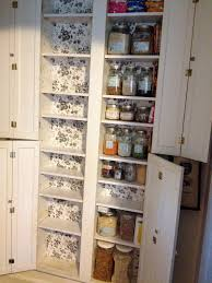 Beadboard 4 Door Pantry by Space Saving Pantry 2 Cans Deep And 4 Across Set In Between My