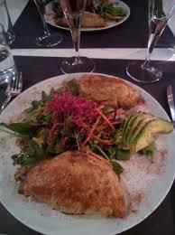 cuisine et sens délicieux plat végétarien croustillant de lentilles et plein de