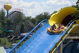Six Flags Georgia Water Park Best Water Parks In The Usa For Slides Wave Pools And Rides