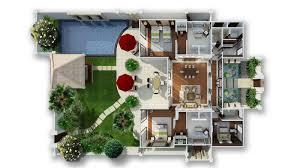 Bali Style House Floor Plans by Pool Villas Bali One Bedroom Pool Villa At The Laguna Resort