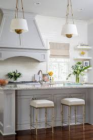 white kitchen cabinets with light grey backsplash 44 gray kitchen cabinets or heavy light