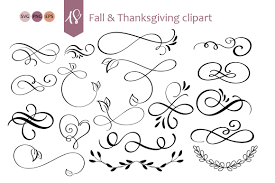 lettering and calligraphy collection for thanksgiving day by happy