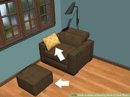 How To Make A Meditation Bench 3 Ways To Make A Reading Nook In Your Room Wikihow