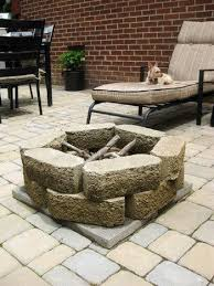 How To Build A Backyard Firepit by How To Build A Backyard Fire Pit For 28this Young House Kitchn