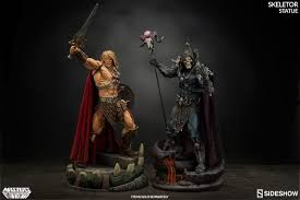 he man and the masters of the universe sideshow presents skeletor from masters of the universe u2013 what a