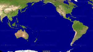 Map Of Pacific Ocean Primap Marine Charts