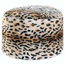 leopard print furniture ebay