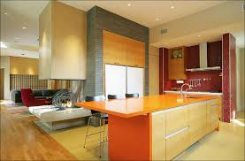 kitchen best kitchen colors with oak cabinets white kitchen dark