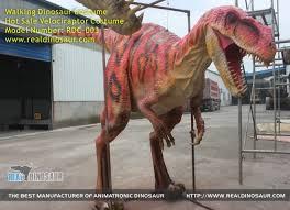 velociraptor costume party custom made velociraptor dinosaur costume