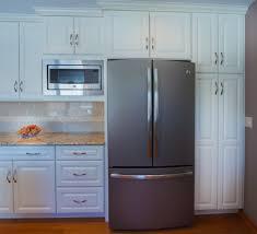 white kitchen cabinets with black slate appliances slate appliance houzz
