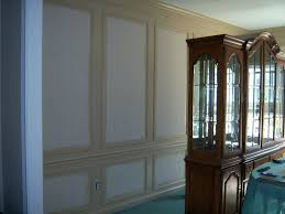 dining room molding ideas wall frame molding ideas dining room shadow boxes and pre painting