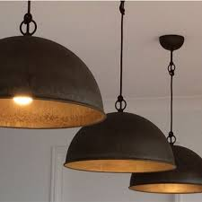 black dome pendant light best of dome pendant light 32 best images about italian dome