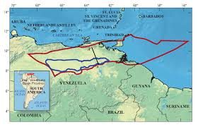 Venezuela Map Unlocking The Extra Heavy Oil Of Orinoco Oil Belt Venezuela