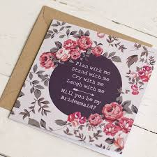 bridesmaid invitation cards festival tech com