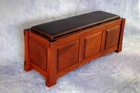 mahogany blanket chest with seating u003e fine furniture