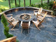 patio fire pits natural flagstone patio u0026 fire pit flagstone pathway flagstone