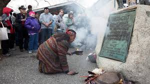 Pilgrim Thanksgiving History National Day Of Mourning Reflects On Thanksgiving U0027s Horrific