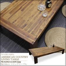 Acacia Wood Dining Table Kagunomori Rakuten Global Market Taku Width 150 Country Living