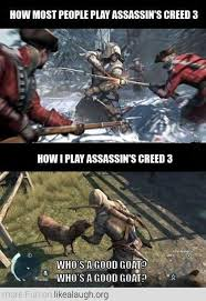 Assassin S Creed Memes - image result for assassins creed memes assassins creed