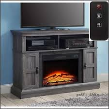 Electric Fireplace Entertainment Center Electric Fireplace Tv Stand Entertainment Center Weathered Gray W