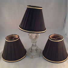 Small Black Chandelier Black Chandelier Shades Ebay