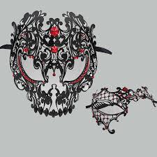 online get cheap red masquerade mask for men aliexpress com