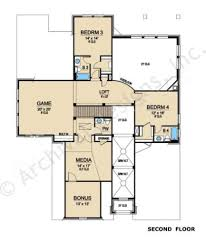 Narrow Floor Plans by Lexington Grove Texas Floor Plan Luxury Floor Plan