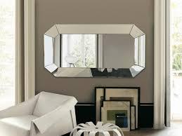 Wall Mirrors Horizontal Decorative Wall Mirrors Large Horizontal Decorative