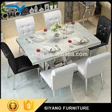 White Marble Dining Table Dining Room Furniture 12 Best Alibaba Images On Pinterest Marble Dining Tables