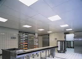 plafond suspendu cuisine cuisine faux plafond en de roche en dalle acoustique avec faux