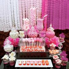 Candy Party Table Decorations Best 25 Candy Buffet Ideas On Pinterest Candy Table Sweet