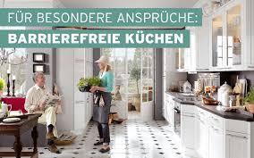 barrierefreie küche barrierefreie küchen planen küche co