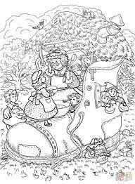 free coloring pages nursery rhymes