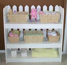 Bookshelves For Baby Room by Picket Fence Bookshelf Feather Your Nest Pinterest Fence