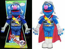 sesame street flying super grover plush doll ebay