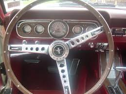 Black 1966 Mustang Steering Wheel Options For 1966 Mustang Ford Mustang Forum