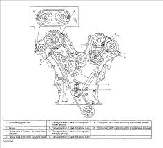 what are the belt timing engine for the 2001 suzuki xl 7 2 7